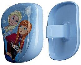 Parfumuri și produse cosmetice Perie de păr compactă - Tangle Teezer Compact Styler Disney Frozen Brush