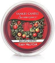 Parfumuri și produse cosmetice Ceară aromatică - Yankee Candle Red Apple Wreath Scenterpiece Melt Cup