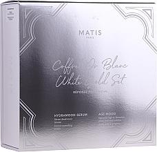 Parfumuri și produse cosmetice Set - Matis Reponse Preventive White Gold (ser/30ml + cr/50ml)