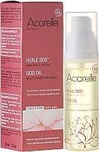 Parfumuri și produse cosmetice Uleiul organic calmant - Acorelle Huile SOS Argan Oil