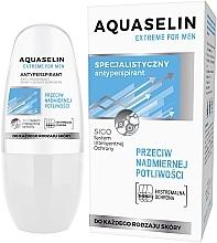 Parfumuri și produse cosmetice Antiperspirant împotriva transpirației excesive pentru bărbați - Aquaselin Extreme For Men