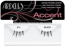 Parfumuri și produse cosmetice Gene false individuale - Ardell Accent Eyelashes 311 Black