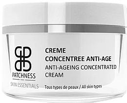 Parfumuri și produse cosmetice Cremă-concentrat pentru față - Patchness Skin Essentials Anti-Ageing Concentrated Cream