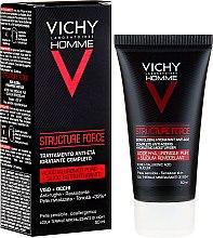 Parfumuri și produse cosmetice Fluid pentru față - Vichy Homme Structure Force Complete Anti-ageing Hydrating Moisturiser