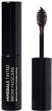 Parfumuri și produse cosmetice Rimel pentru sprâncene - Korres Minerals Tinted Eye Brow Mascara