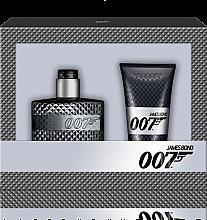 Parfumuri și produse cosmetice James Bond 007 Men - Set (edt/30ml + sh/gel/50ml)