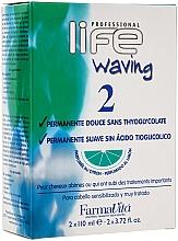 Soluție pentru ondulare permanentă - Farmavita Life Waving 2 — Imagine N1