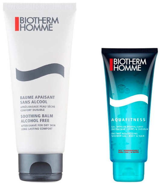 Set - Biotherm Homme (gel/shm/40ml + foam/100ml + bag) — Imagine N4