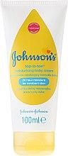 Parfumuri și produse cosmetice Cremă hidratantă pentru copii - Johnson's Baby Top-To-Toe Cream