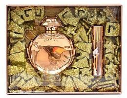Parfumuri și produse cosmetice Paco Rabanne Olympea - Set (edp/80ml + edp/10ml)