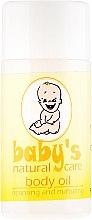 Ulei de corp pentru copii - Styx Naturcosmetic Baby's Natural Care — Imagine N1