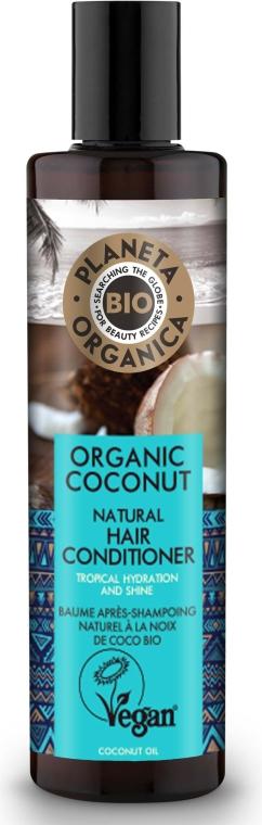 Balsam de păr - Planeta Organica Organic Coconut Natural Hair Conditioner