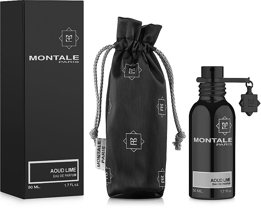 Montale Aoud Lime - Apă de parfum — Imagine N2