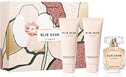 Parfumuri și produse cosmetice Elie Saab Le Parfum - Set (edp/50ml + b/lot/75ml + sh/cr/75ml)