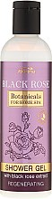 Parfumuri și produse cosmetice Gel regenerant de duș - Joanna Botanicals Creamy Shower Gel With Black Rose Extract