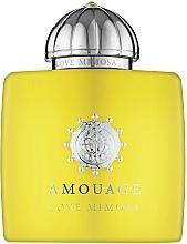 Parfumuri și produse cosmetice Amouage Love Mimosa - Apă de parfum