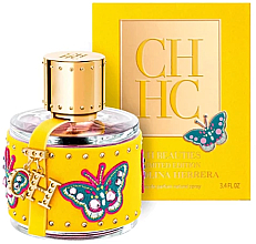 Parfumuri și produse cosmetice Carolina Herrera CH Beauties - Apă de parfum