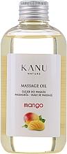 """Parfumuri și produse cosmetice Ulei de masaj """"Mango"""" - Kanu Nature Mango Massage Oil"""