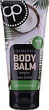 Parfumuri și produse cosmetice Balsam cu extract de cocos șu unt de shea pentru corp - Cosmepick Body Balm Coco & Shea Butter