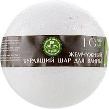 """Parfumuri și produse cosmetice Bilă efervescentă pentru baie """"Magnolia și Ylang-Ylang"""" - ECO Laboratorie Pearl Bomb"""