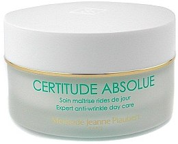 Parfumuri și produse cosmetice Cremă antirid de zi - Methode Jeanne Piaubert Certitude Absolue Expert Anti-Wrinkle Care
