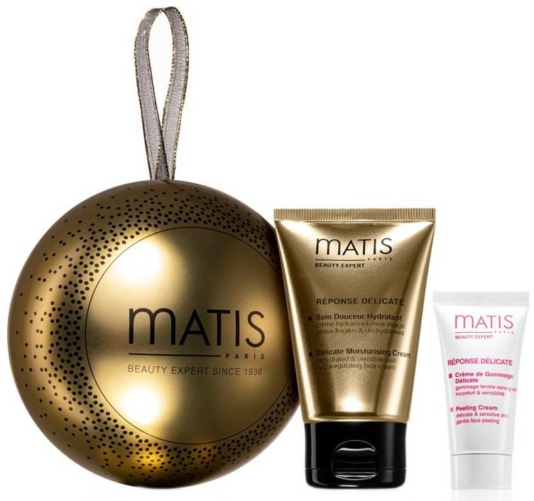 Set - Matis Reponse Delicate Softness Surprise Ball (f/cr/50ml + cr/peel/15ml) — Imagine N1