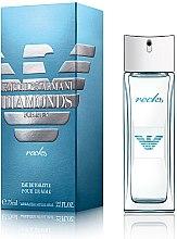 Parfumuri și produse cosmetice Giorgio Armani Emporio Armani Diamonds Rocks - Apă de toaletă