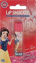 "Parfumuri și produse cosmetice Balsam pentru buze ""Snow White"" - Lip Smacker Disney Princess Snow White Lip Balm Cherry Kiss"
