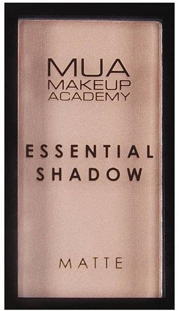 Fard de ochi - MUA Essential Shadow Matte