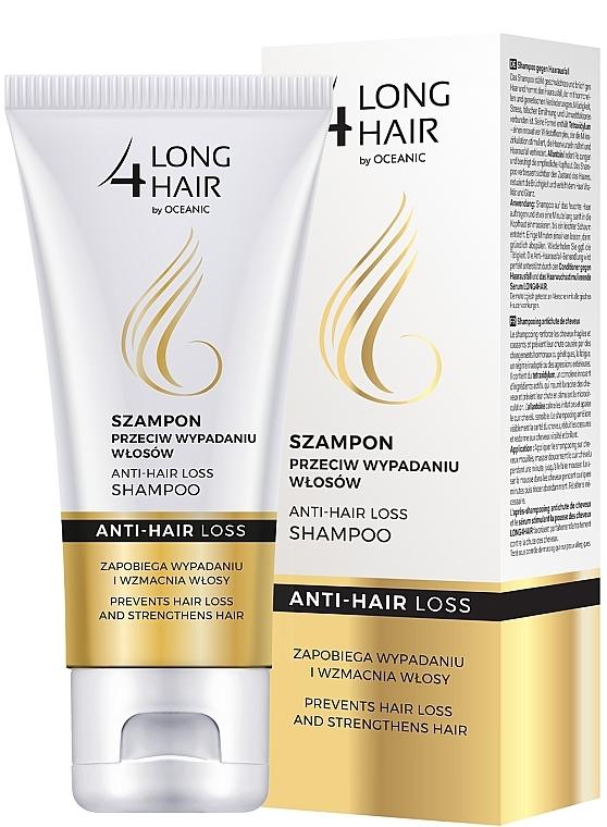 Șampon tonifiant împotriva căderii părului - Long4Lashes Anti-Hair Loss Strengthening Shampoo