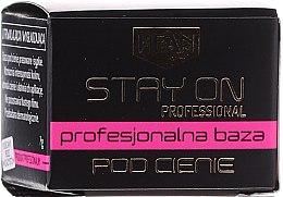 Bază pentru fard de pleoape - Hean Stay-On Professional Eyeshadow Base — Imagine N3