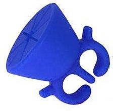 Parfumuri și produse cosmetice Suport pentru lac de unghii, albastru - PRC Nail Polish Holder