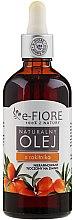 Parfumuri și produse cosmetice Ulei de cătină - E-Fiore Natural Oil