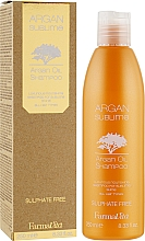 Șampon cu ulei de argan - Farmavita Argan Sublime Shampoo — Imagine N1
