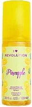 Parfumuri și produse cosmetice Fixator de machiaj - I Heart Revolution Fixing Spray Pineapple