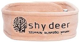 Parfumuri și produse cosmetice Bandă cosmetică din velur - Shy Deer Velour Hair Band