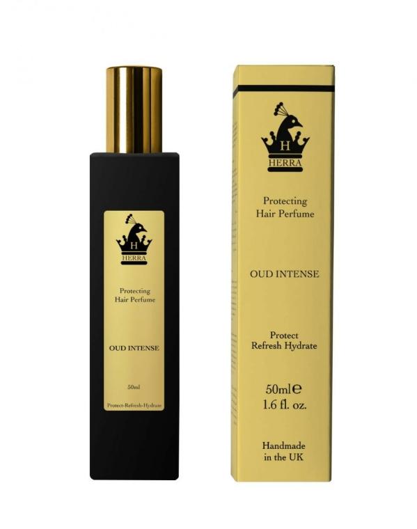 Spray parfumat pentru păr - Herra Oud Intense