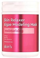 "Parfumuri și produse cosmetice Mască de modelare ""Hidratantă"" - Skin79 Relaxer Algae Modeling Mask Moisturizing"