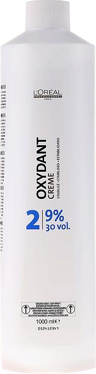 Oxidant cremă - L'Oreal Professionnel Oxydant 2 (9%)