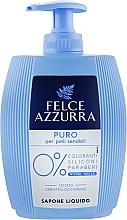 Parfumuri și produse cosmetice Săpun lichid - Felce Azzurra Puro Per Pelli Sensibili