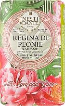 """Parfumuri și produse cosmetice Săpun """"Bujor regal"""" - Nesti Dante"""
