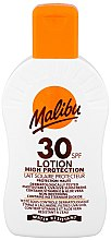 Parfumuri și produse cosmetice Lapte hidratant de protecție solară pentru corp SPF 30 - Malibu Lotion Hight Protection