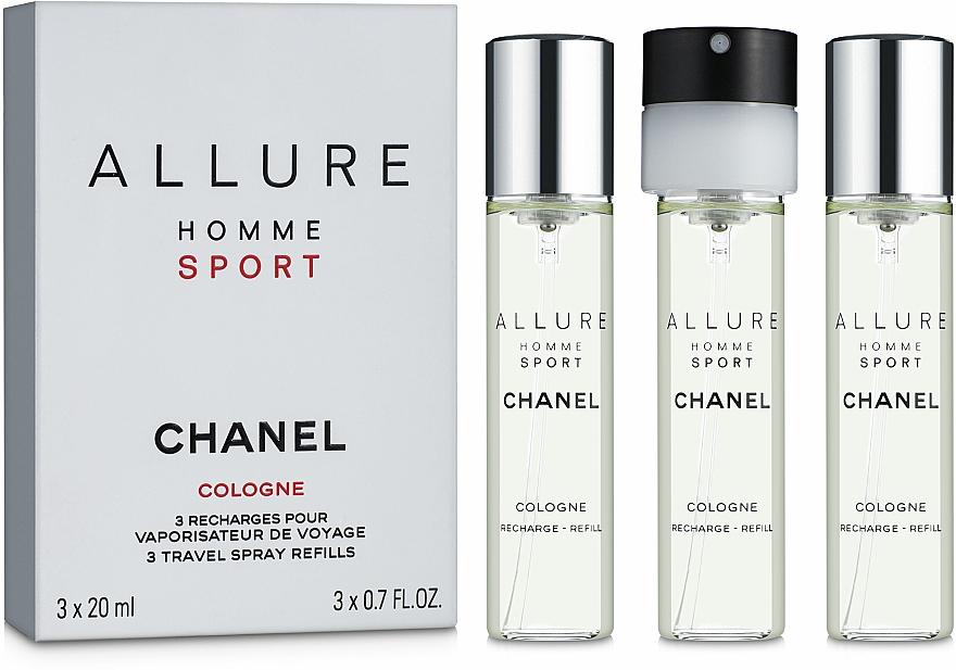 Chanel Allure Homme Sport Cologne - Koln (+ 2 rezerve) — Imagine N1