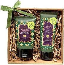 Parfumuri și produse cosmetice Set - Sabai Thai Rice Milk (h/cr/100ml + foot/cr/100ml)