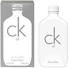 Calvin Klein CK All - Apă de toaletă (tester cu capac) — Imagine N2