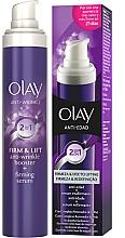 Parfumuri și produse cosmetice Booster ser pentru față - Olay Anti Wrinkle Firm & Lift 2 in 1 Booster And Serum