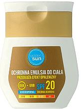 Parfumuri și produse cosmetice Loțiune cu protecție solară SPF20 - Golden Sun