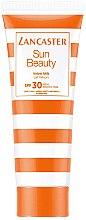 Parfumuri și produse cosmetice Lapte cu protecție solară pentru corp - Lancaster Sun Beauty Velvet Milk SPF30