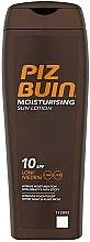 Parfumuri și produse cosmetice Loțiune hidratantă pentru corp - Piz Buin Sun Moisturising Sun Lotion SPF10