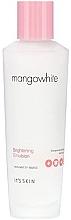 Parfumuri și produse cosmetice Emulsie cu extract de mangostan pentru strălucirea pielii - It's Skin Mangowhite Brightening Emulsion